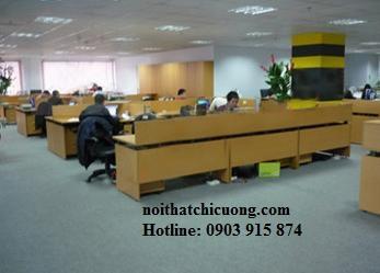 Nội Thất Văn Phòng - Vách Ngắn Văn Phòng - 016