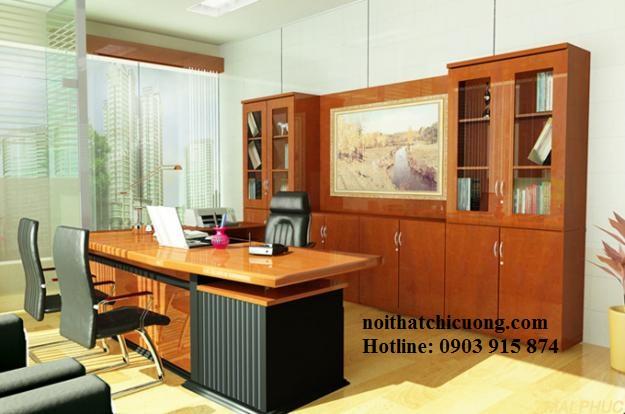 Nội Thất Văn Phòng - Bàn Làm Việc - 061