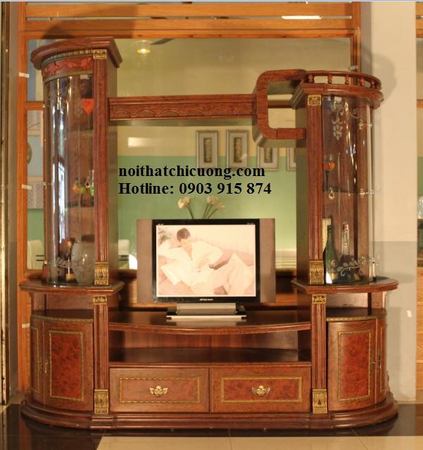 Nội Thất Phòng Khách - Kệ TiVi - 067