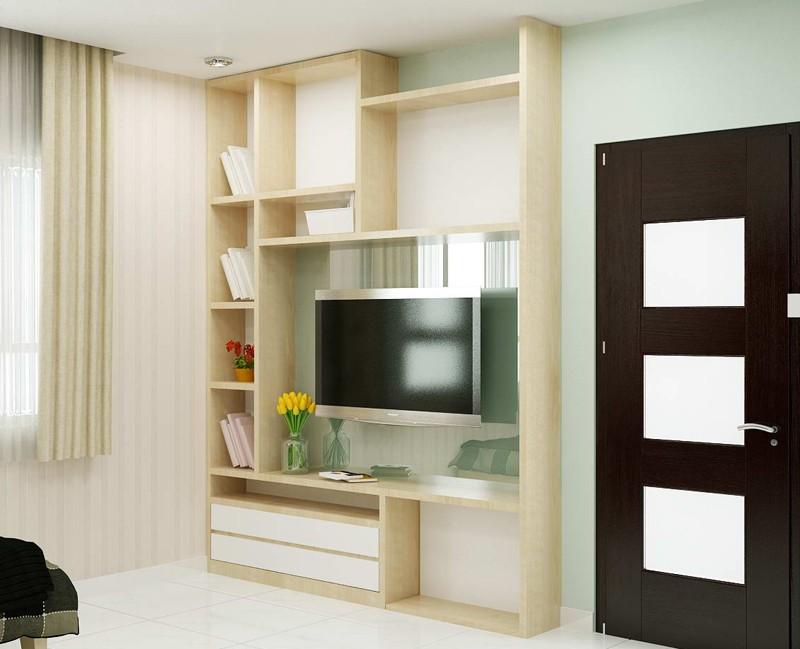 Nội Thất Phòng Khách - Kệ TiVi - 077