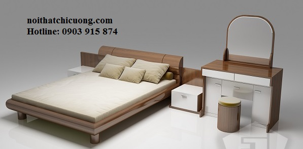 Nội Thất Phòng Ngủ - Giường Ngủ - 140