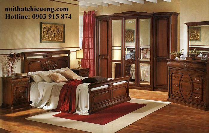 Nội Thất Phòng Ngủ - Giường Ngủ - 145