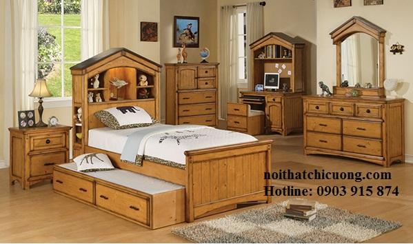 Nội Thất Phòng Ngủ - Giường Ngủ - 154