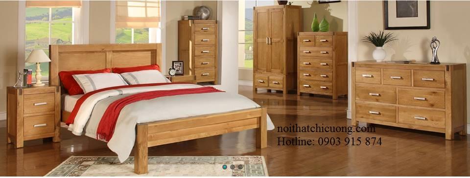 Nội Thất Phòng Ngủ - Giường Ngủ - 155