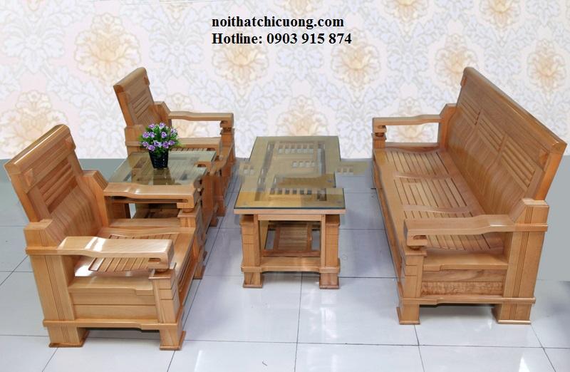 Bàn Ghế Đẹp Cho Nhà Xinh - Gỗ Huỳnh Đàng Cao Cấp -085