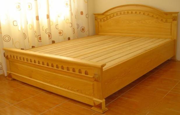 Giường Ngủ Cổ Điển Gỗ Cẩm Lai -011