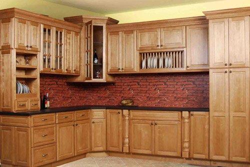 Trọn Bộ Tủ Bếp Cổ Điển Gỗ Cẩm Lai -018