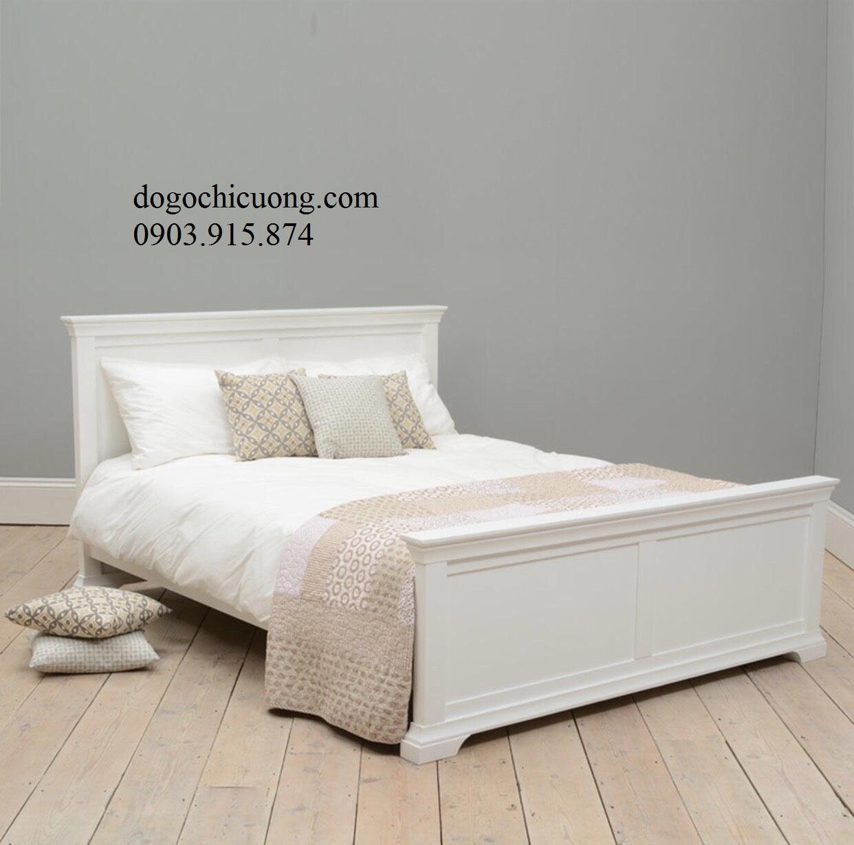Giường Ngủ Cao Cấp Kiểu Dáng Hiện Đại 450